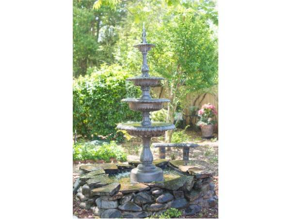 3-LillianGardens-Fountain-Newnan_GA